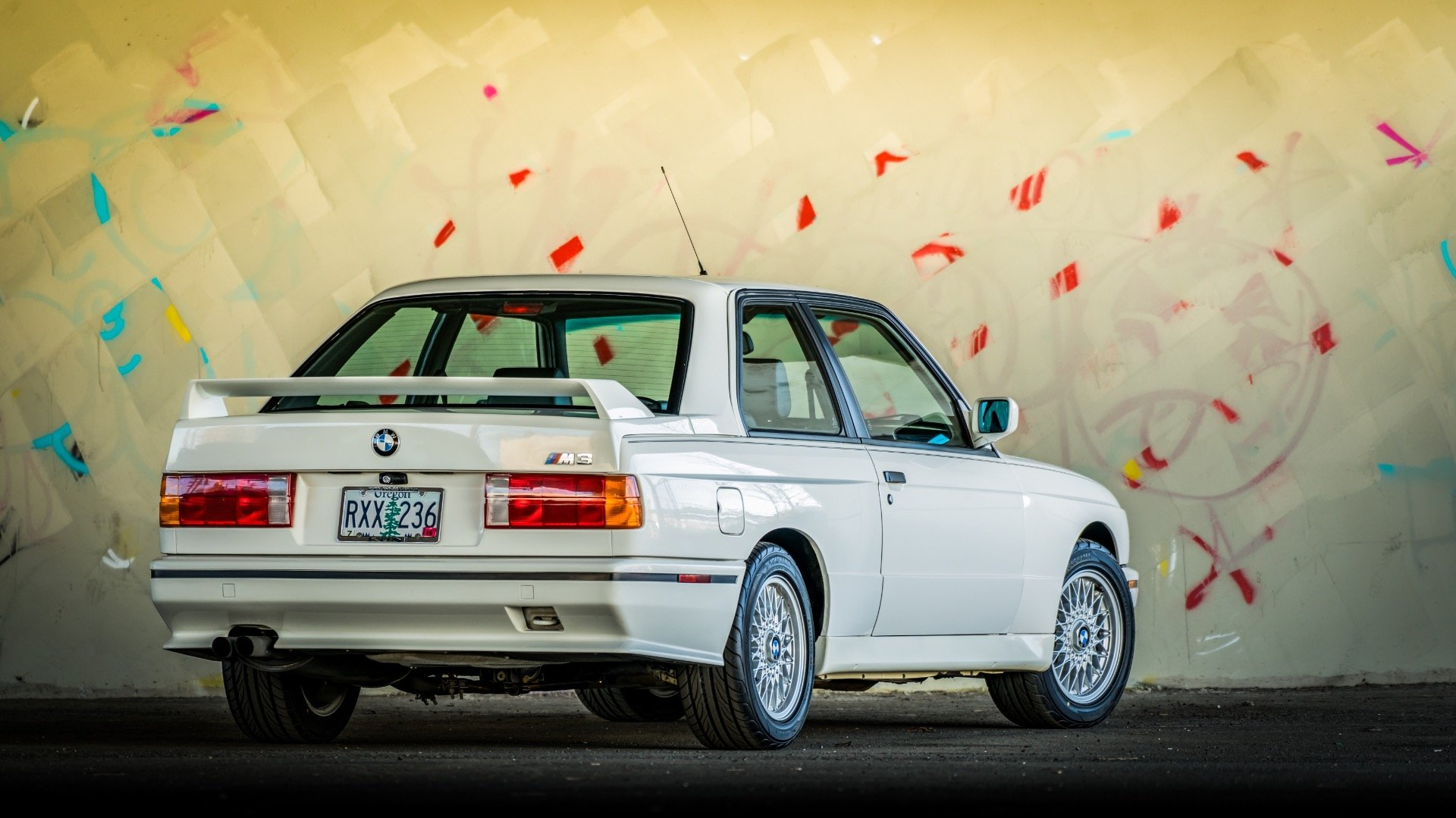 1991 BMW M3 Coupe = 5 speed Manual fresh work done $55k For Sale (picture 2 of 6)