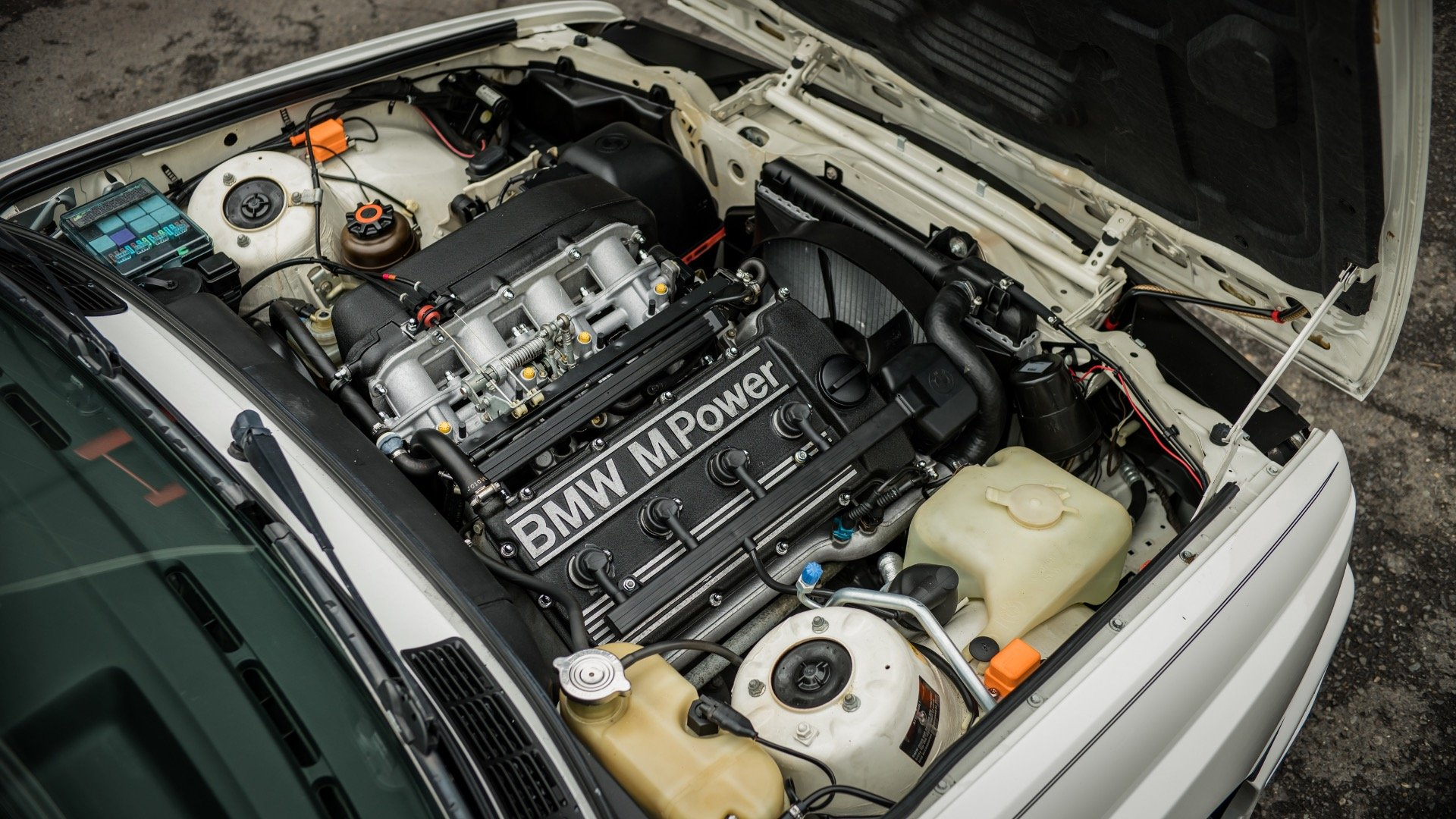 1991 BMW M3 Coupe = 5 speed Manual fresh work done $55k For Sale (picture 5 of 6)