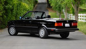 1991 BMW 325i Convertible in Collectible Condition