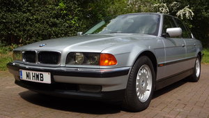 1998 BMW 735i e38, excellent mechanical condition  For Sale