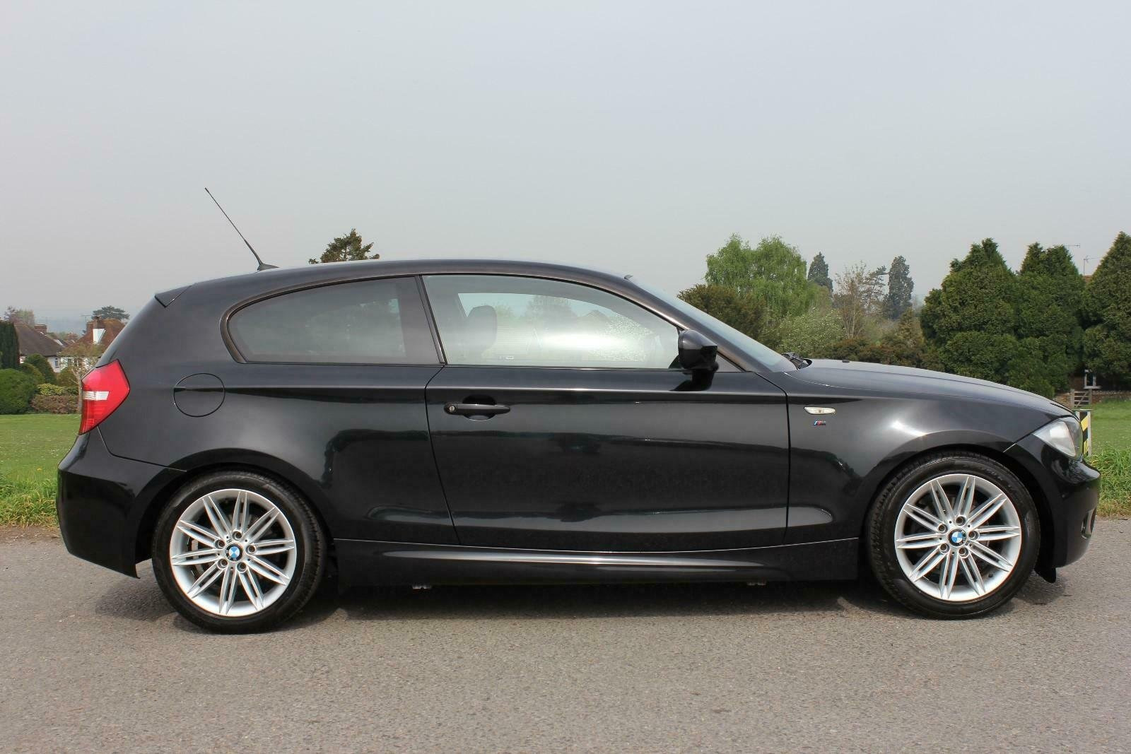 2010 BMW 1 Series 2.0 116i M Sport Hatchback 3 door Coupe  For Sale (picture 2 of 6)