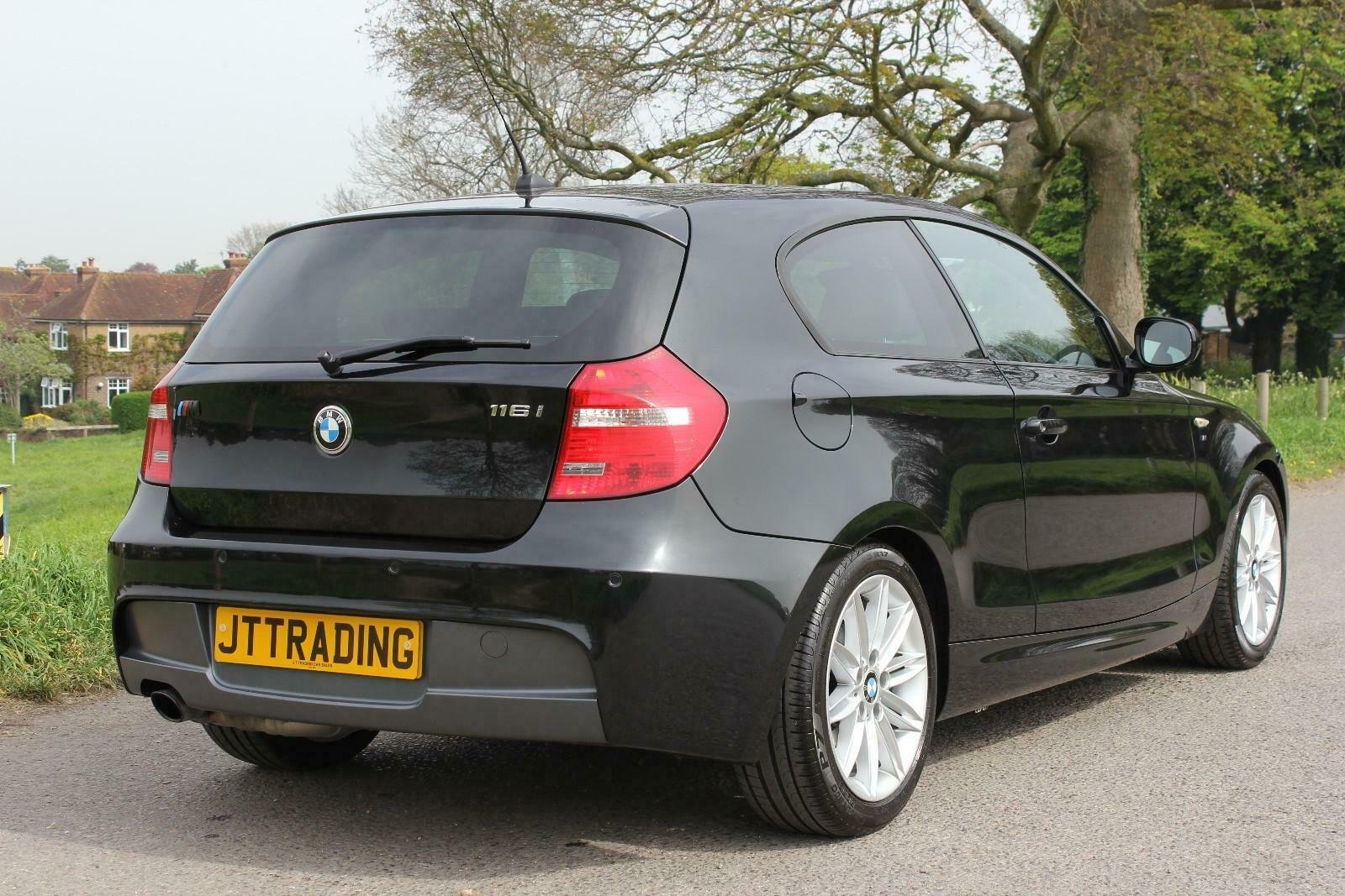2010 BMW 1 Series 2.0 116i M Sport Hatchback 3 door Coupe  For Sale (picture 3 of 6)