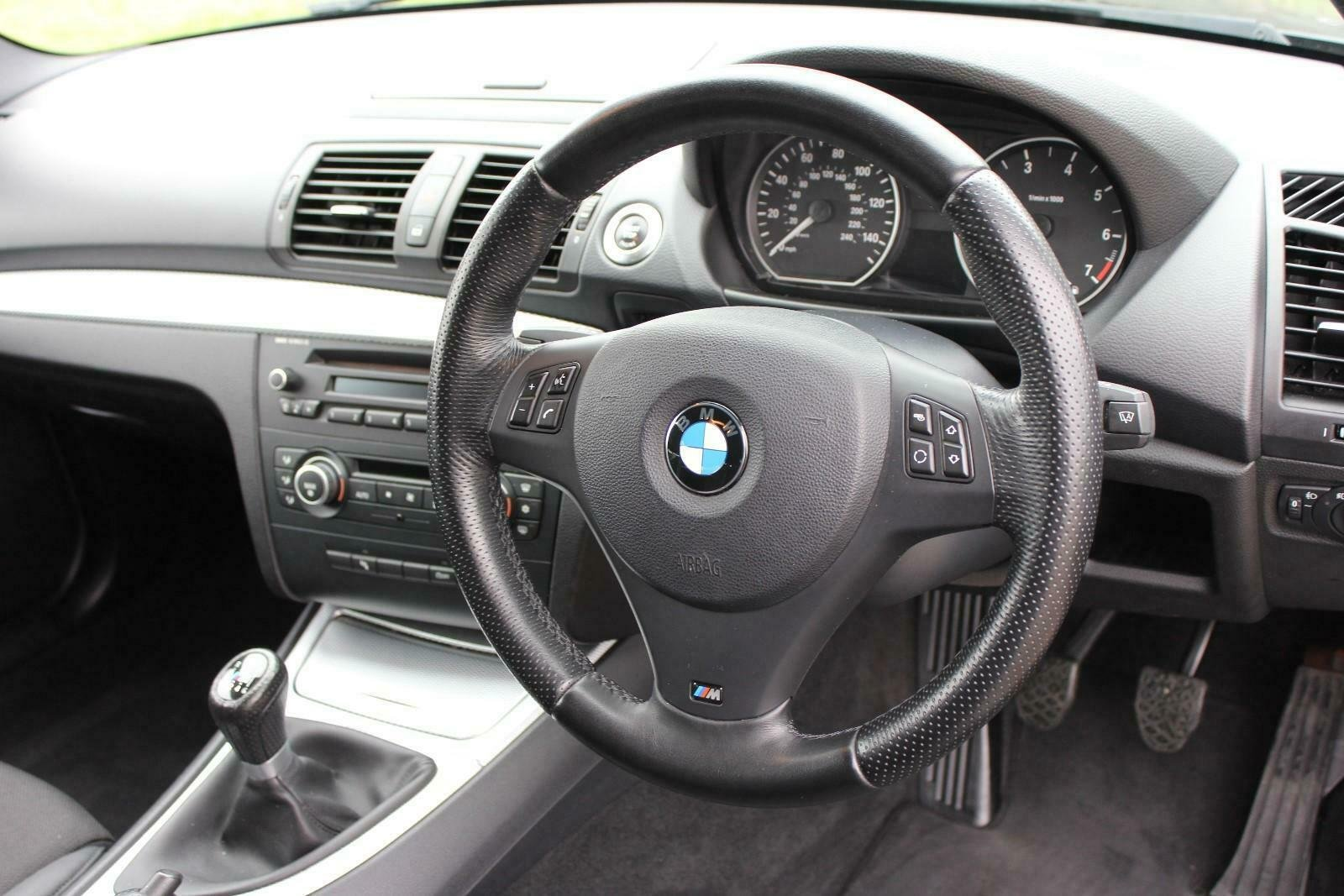 2010 BMW 1 Series 2.0 116i M Sport Hatchback 3 door Coupe  For Sale (picture 4 of 6)