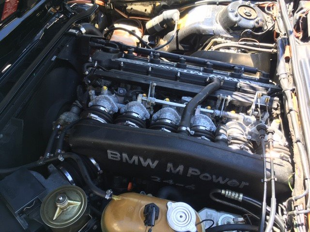 1987 BMW M6 Trade for old Porsche 911 For Sale (picture 4 of 4)