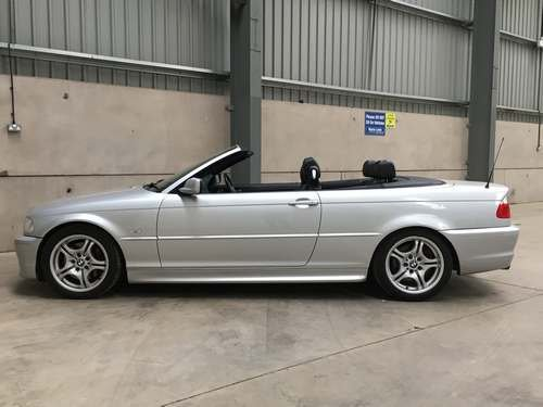 2002 BMW 330CI M Sport Convertible at Morris Leslie Auction  SOLD by Auction (picture 3 of 6)