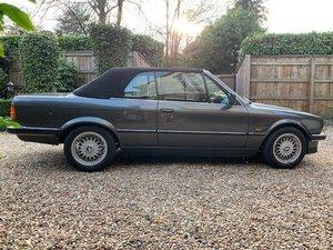 BMW E30 325i Cabriolet 1990