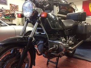 Picture of 1992 BMW R100R SOLD