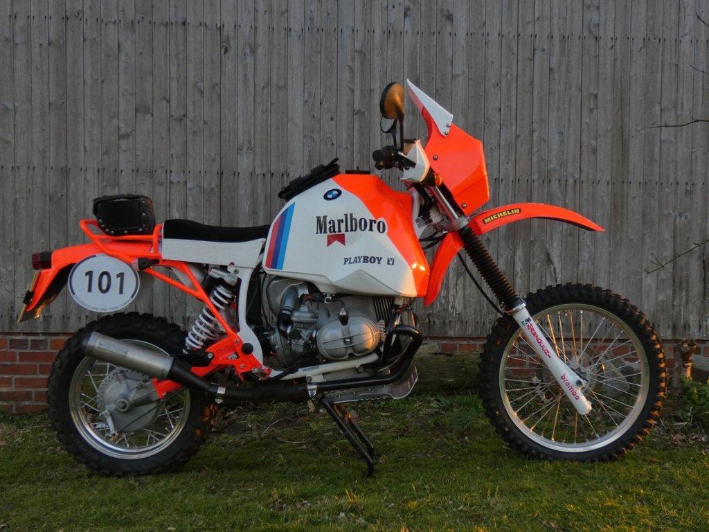 1983 Paris-Dakar 1985 For Sale (picture 1 of 6)