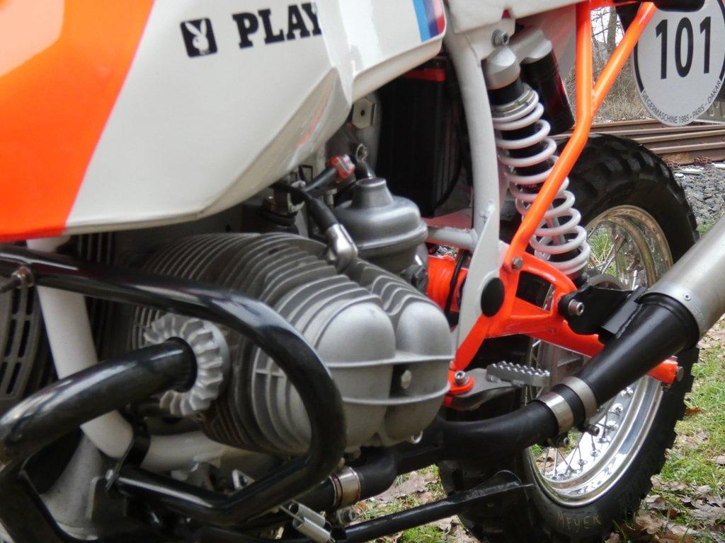 1983 Paris-Dakar 1985 For Sale (picture 3 of 6)