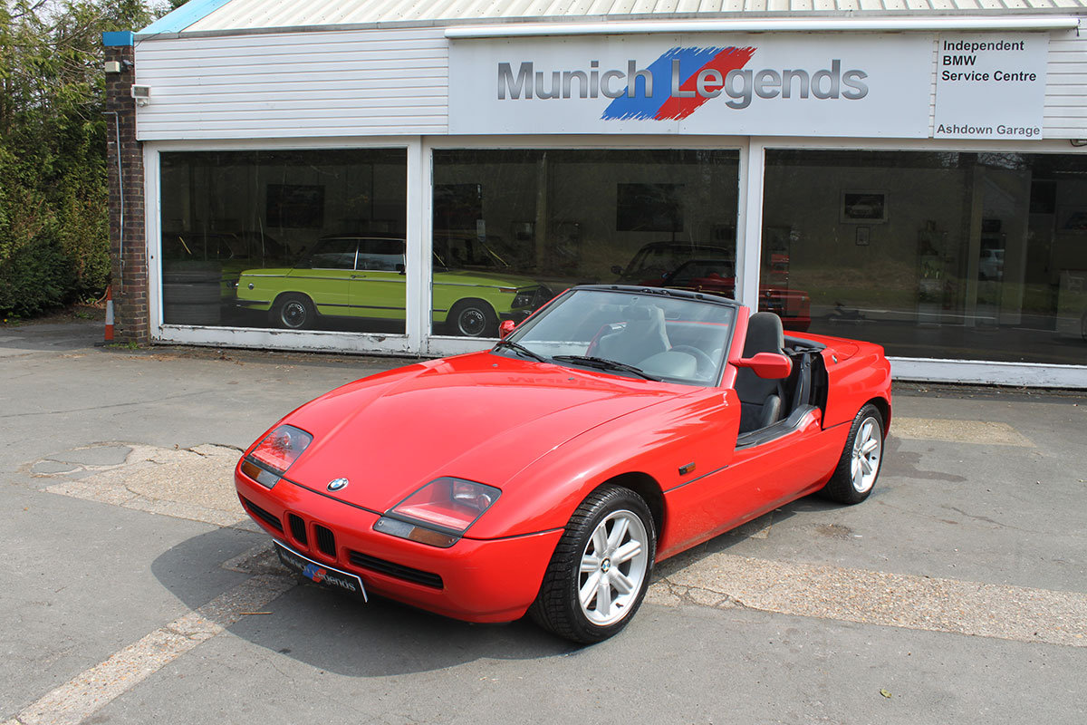 1990 BMW Z1 - 23K miles For Sale (picture 1 of 6)