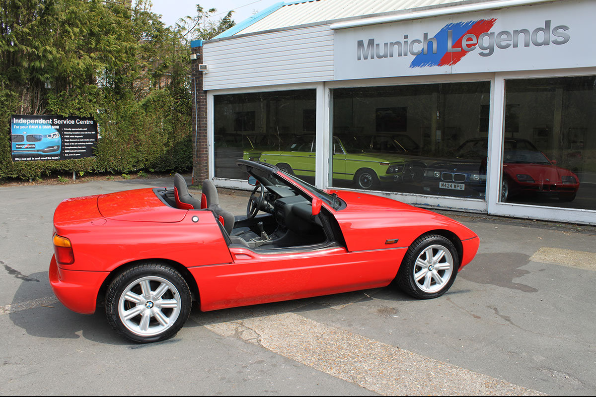 1990 BMW Z1 - 23K miles For Sale (picture 2 of 6)