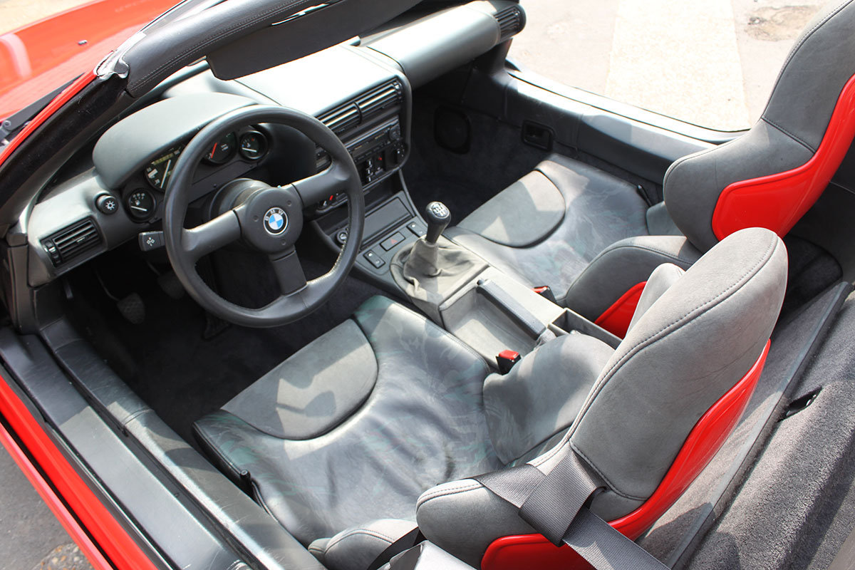 1990 BMW Z1 - 23K miles For Sale (picture 3 of 6)
