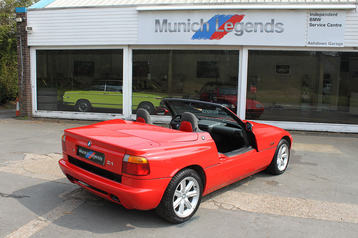 1990 BMW Z1 - 23K miles For Sale (picture 4 of 6)