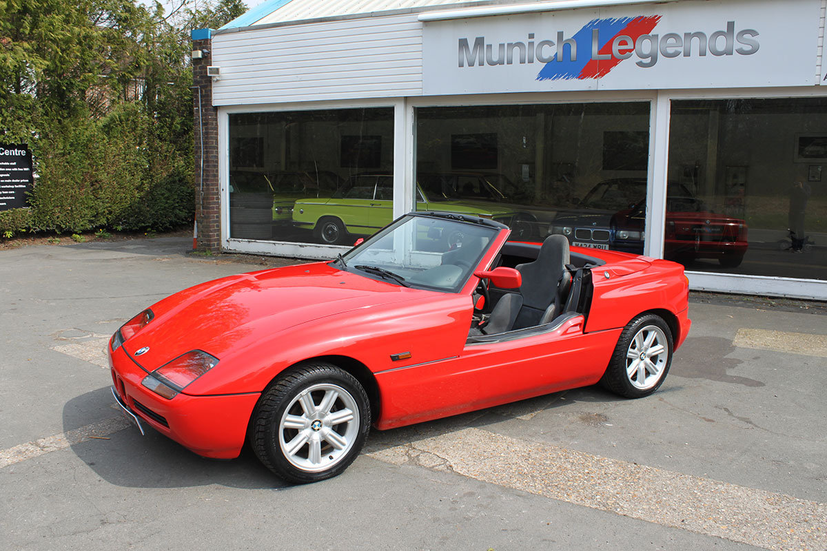 1990 BMW Z1 - 23K miles For Sale (picture 5 of 6)