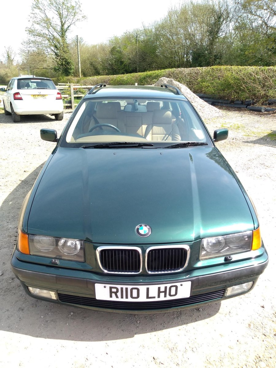 1998 BMW 328i SE Touring Low Mileage FSH For Sale (picture 2 of 6)