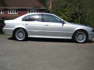 2002 STUNNING  5 series 535i BMW AUTO For Sale
