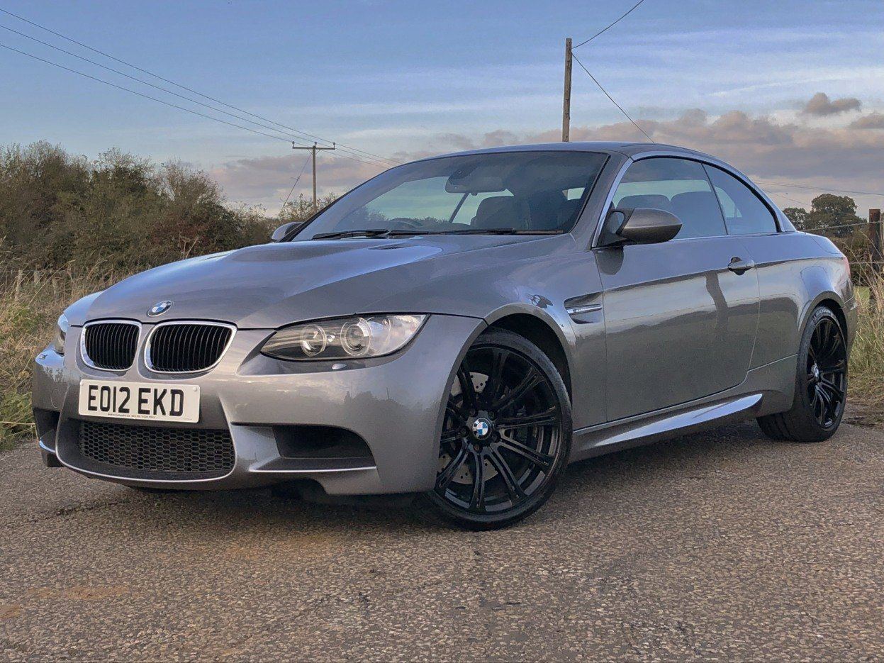 2012 M3 DCT 4.0 V8 Convertible For Sale (picture 3 of 6)