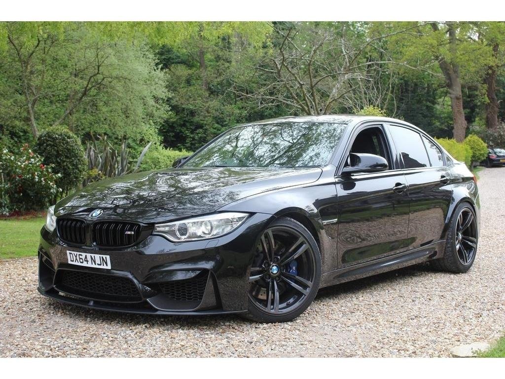 2014 BMW M3 3.0 M DCT (s/s) 4dr M-P EXHAUST, CARBON,LITCHFIELD For Sale (picture 1 of 1)
