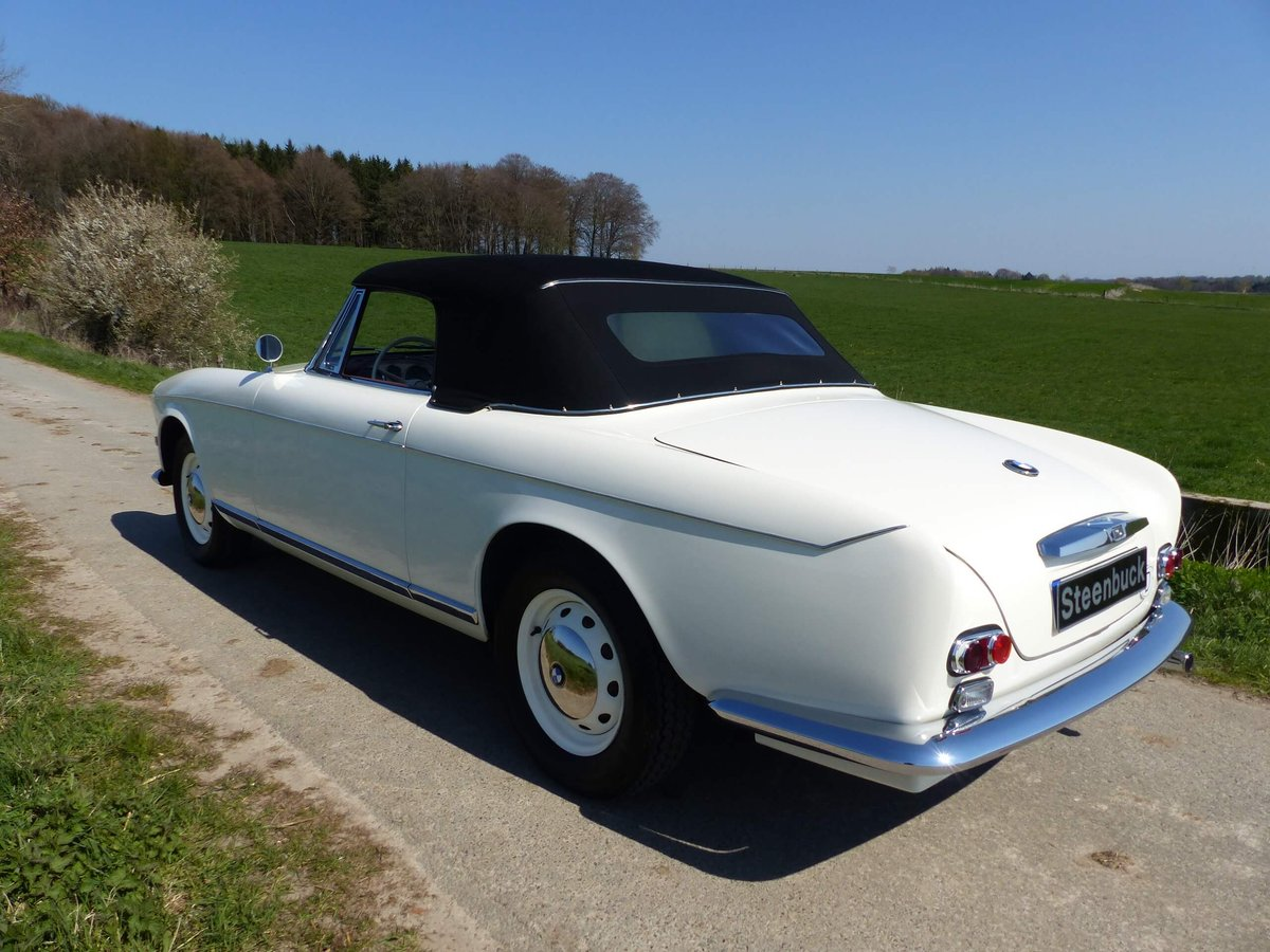 1958 Beautiful 503 Convertible in restored condition ! For Sale (picture 2 of 6)