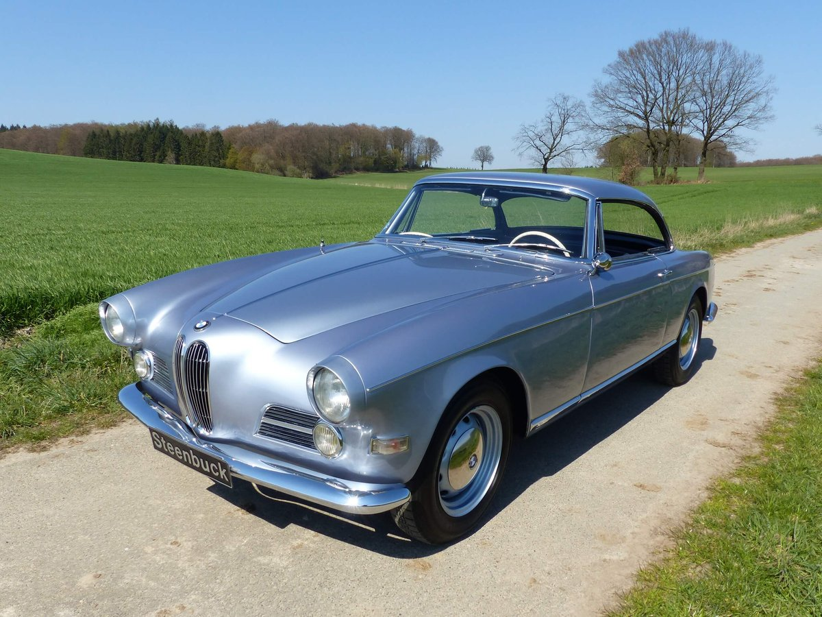 1959 A 503 Coupé in beautiful colour combination ! For Sale (picture 1 of 6)