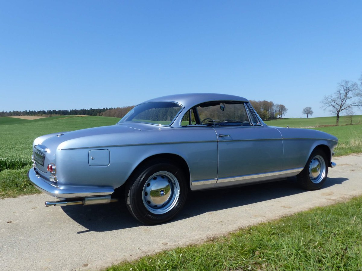 1959 A 503 Coupé in beautiful colour combination ! For Sale (picture 2 of 6)