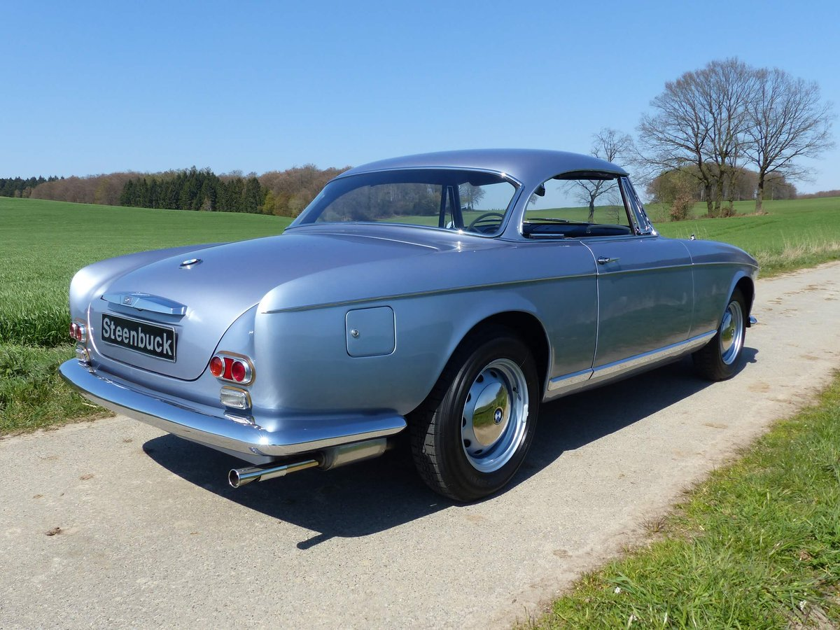 1959 A 503 Coupé in beautiful colour combination ! For Sale (picture 6 of 6)