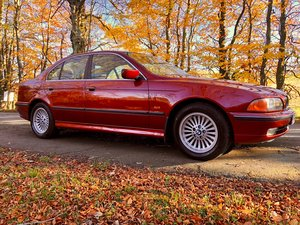 1997 Brilliant original e39 5 series  535i V8 Auto For Sale