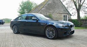 2016 BMW M5 4.4 V8 DCT