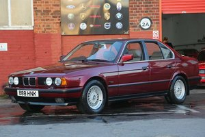 1990 BMW E34 535i SE For Sale