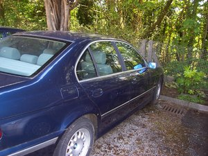1998 BMW 520i 1988 FOR RENOVATION For Sale