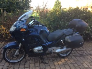 2004 BMW R1150RT lovely bike For Sale