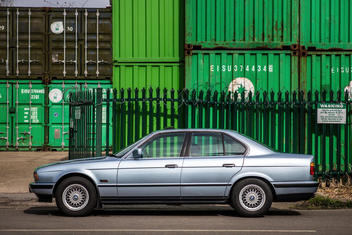 1991 Bmw 520i E34 Manual For Sale Car And Classic