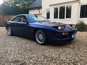1999 BMW 840 Ci Sport For Sale by Auction