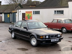 1989 Bmw e32 750i V12 SWB very rare stunning condition For Sale