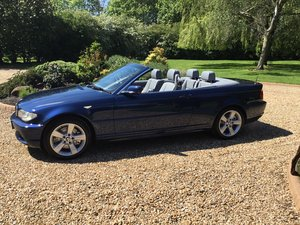 2005 BMW 330ci SE Convertible low mileage with 2 owners For Sale