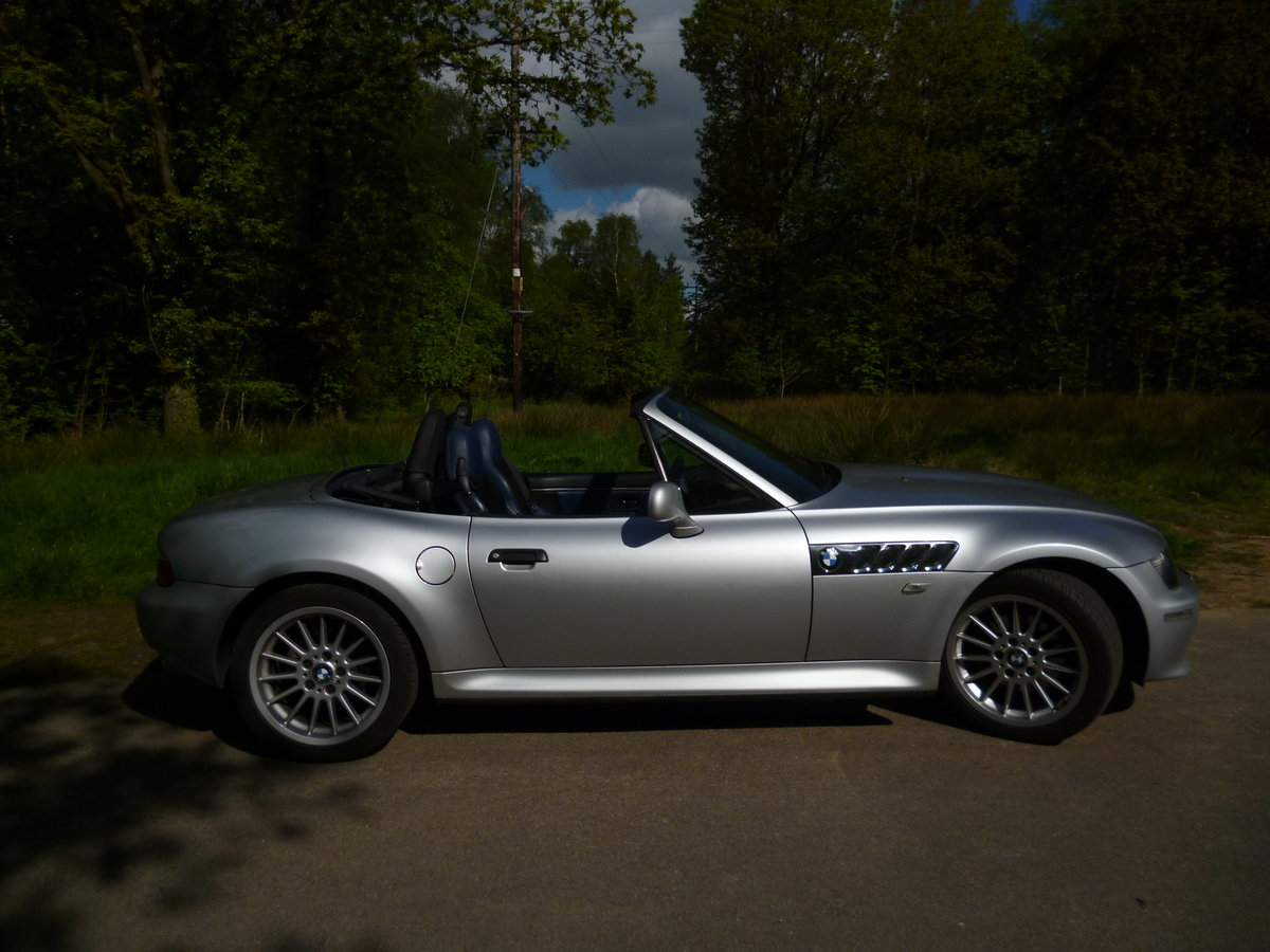 2001 BMW Z3 First to see will buy For Sale (picture 6 of 6)