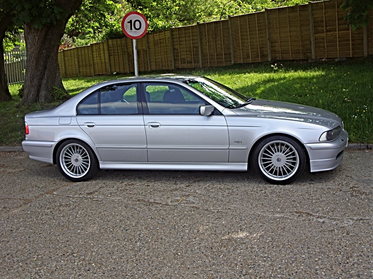 2002  Alpina   B10  ## Shadow Line  ## Manual ##  For Sale (picture 6 of 6)