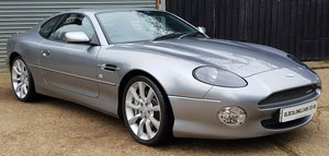 2003 Aston Martin GTA V12 - Only 16,000 Miles - Rare 1 of 112