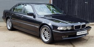 2001 Excellent 7 Series 728 Sport -Only 76,000 Miles-Full History