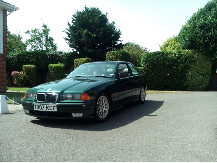 1999 BMW 328I AUTOMATIC  COUPE For Sale (picture 1 of 1)