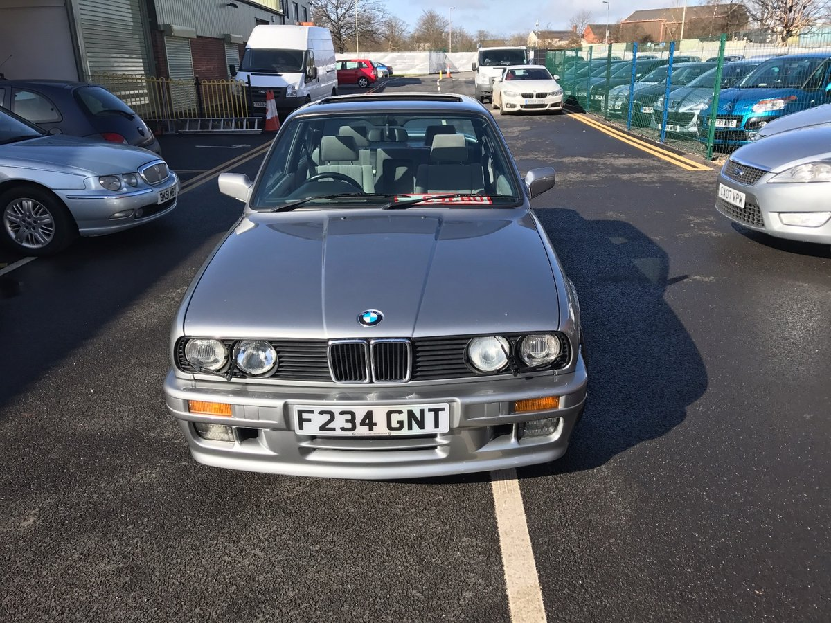 BMW 3 Series 1989 For Sale (picture 1 of 6)