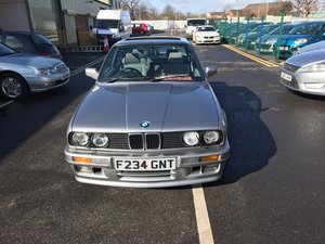BMW 3 Series 1989 For Sale