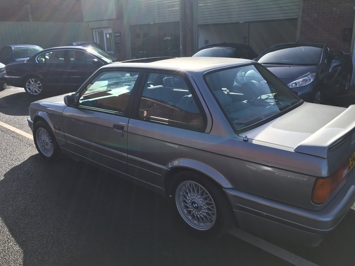 BMW 3 Series 1989 For Sale (picture 4 of 6)
