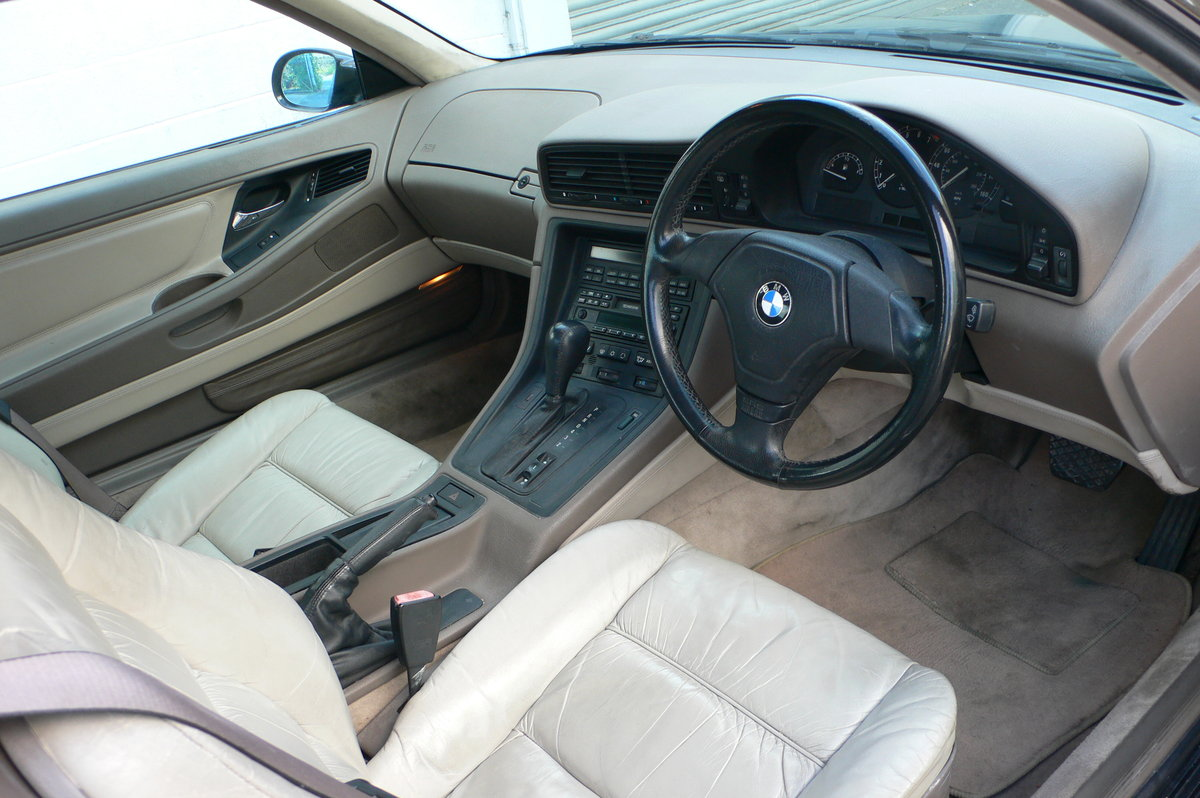 1995 BMW 840 Ci Auto For Sale (picture 4 of 6)