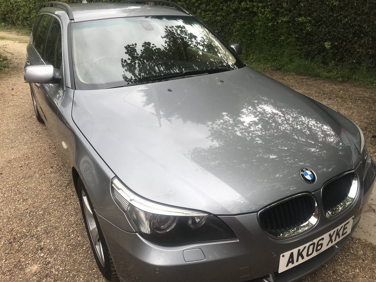 2006 BMW 520 DIESEL ESTATE TOURING SE MODEL STUNNING CAR  For Sale (picture 3 of 5)