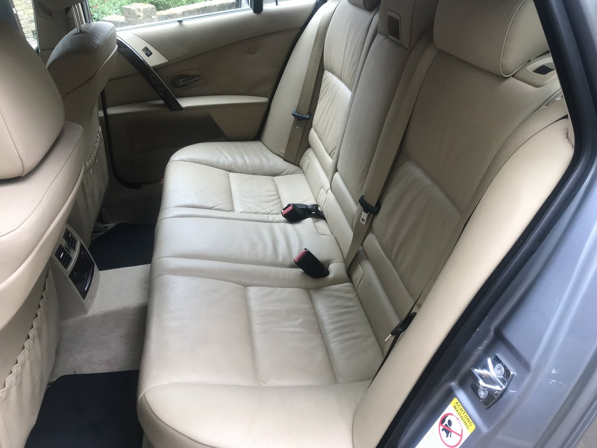 2006 BMW 520 DIESEL ESTATE TOURING SE MODEL STUNNING CAR  For Sale (picture 5 of 5)