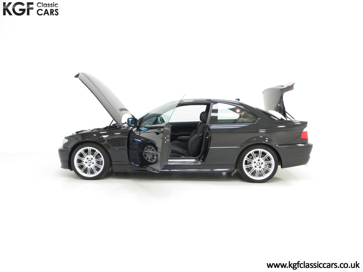 2003 A Pristine E46 BMW 330Ci M Sport Coupe with Just One Owner SOLD (picture 3 of 6)