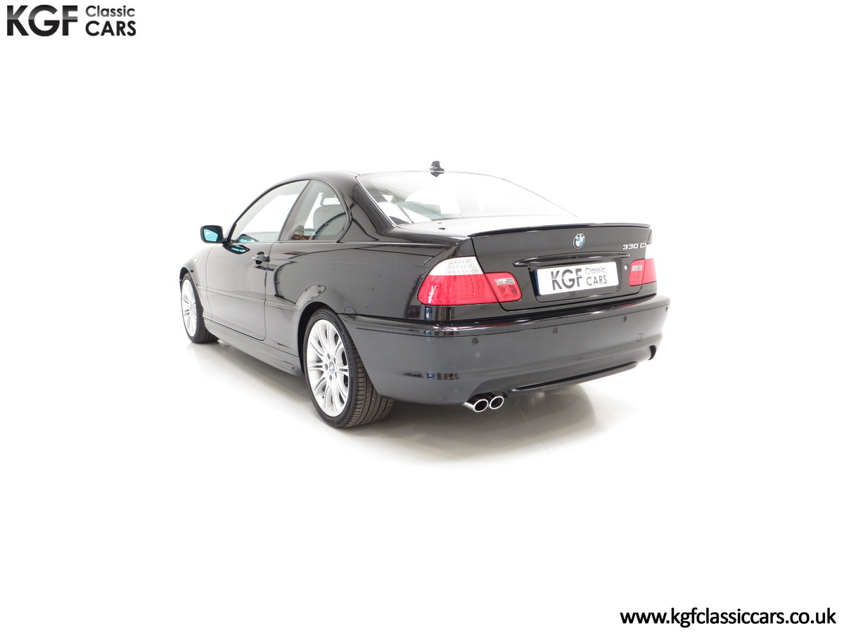 2003 A Pristine E46 BMW 330Ci M Sport Coupe with Just One Owner SOLD (picture 4 of 6)