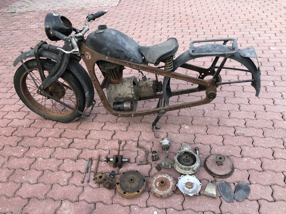 1936 BMW R2 oryginal For Sale (picture 1 of 6)
