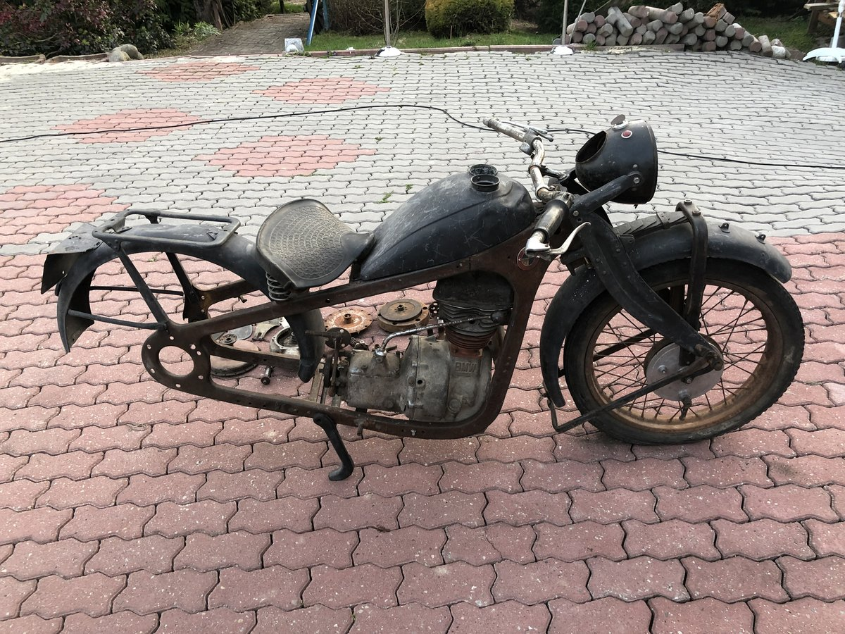 1936 BMW R2 oryginal For Sale (picture 2 of 6)